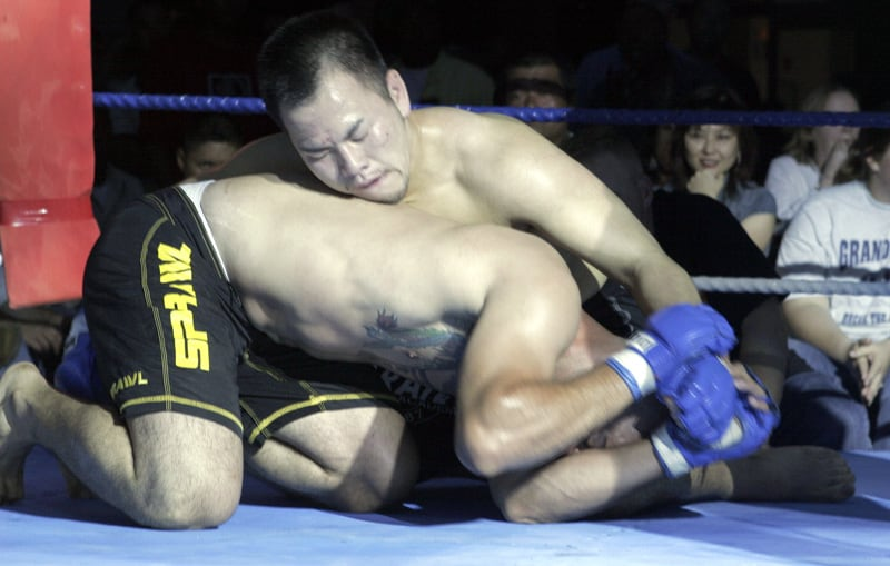 Read more about the article Why Wrestling is a Must for MMA