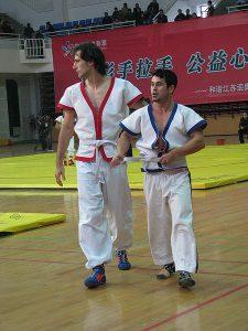 Shuai Jiao Uniform
