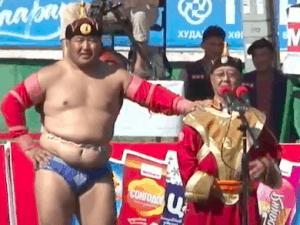 Bokh Wrestler