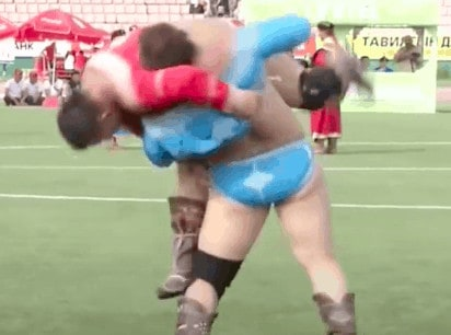 Read more about the article Bokh – Traditional Mongolian Wrestling