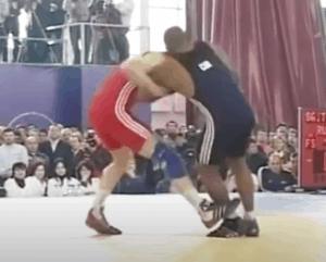 Buvaisar Saitiev Takedown