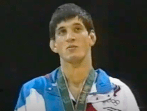 Buvaisar Saitiev Olympic Gold