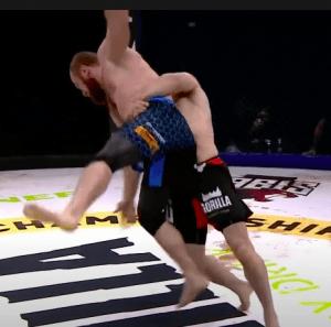 Greco Roman Wrestling MMA
